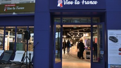 Le Made in France s'affiche à Italie 2
