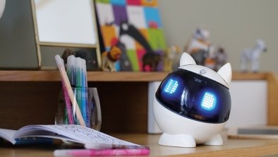 Winky, le petit robot made in France